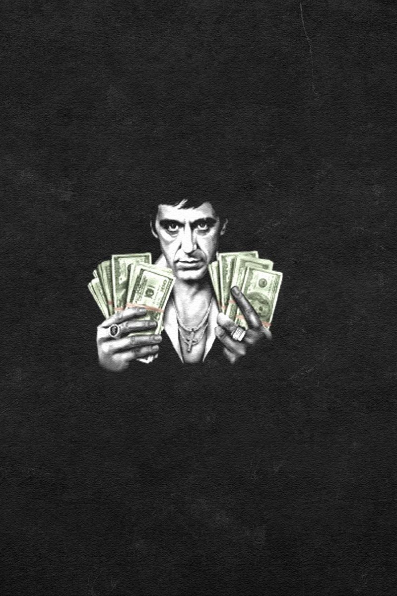 Scarface iPhone Wallpapers   Top Scarface iPhone Backgrounds 800x1200