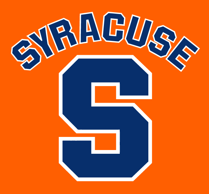 Pin Syracuse Orange Logo 672x622
