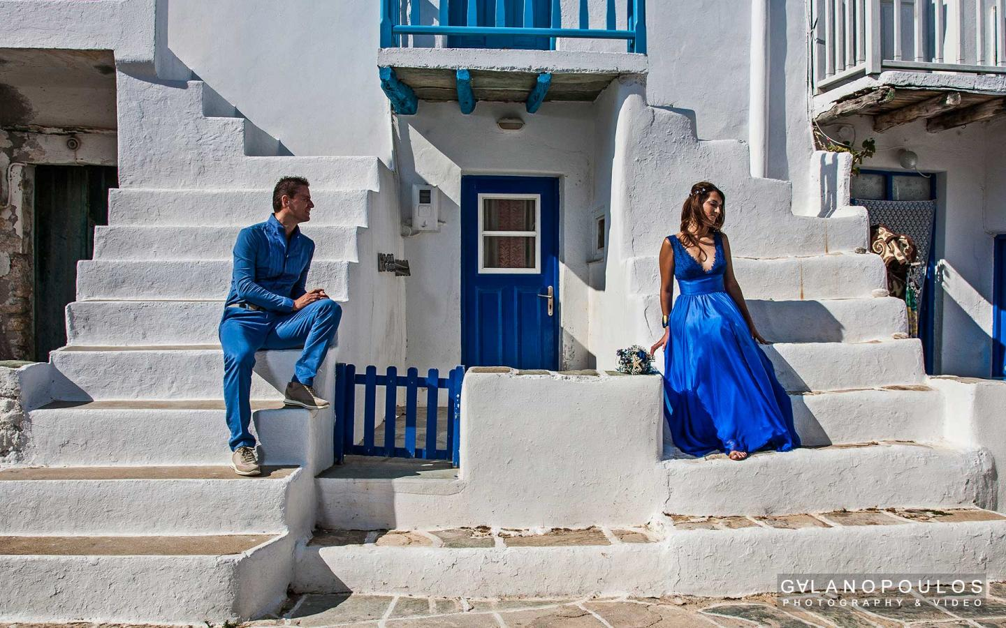Santorini Weddings through Galanopoulos camera Tie the Knot in 1440x900