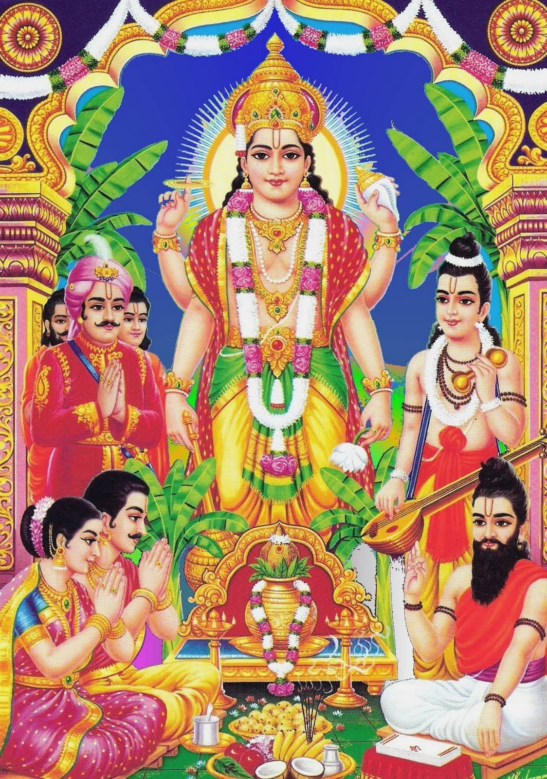 Sri Venkateswara Temple of Austin Special Magha Poornima 1124x1600