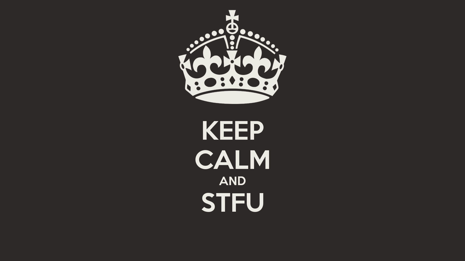 Keep Calm Wallpapers Pictures Images 1920x1080