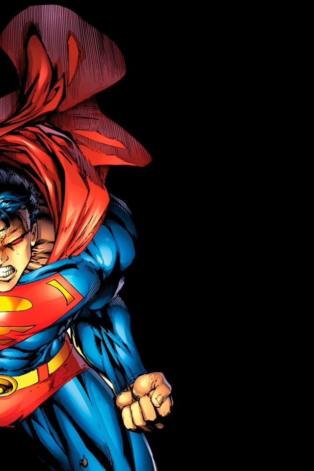 Superman iphone wallpaper hd wallpapersafari - Superhero iphone wallpaper hd ...