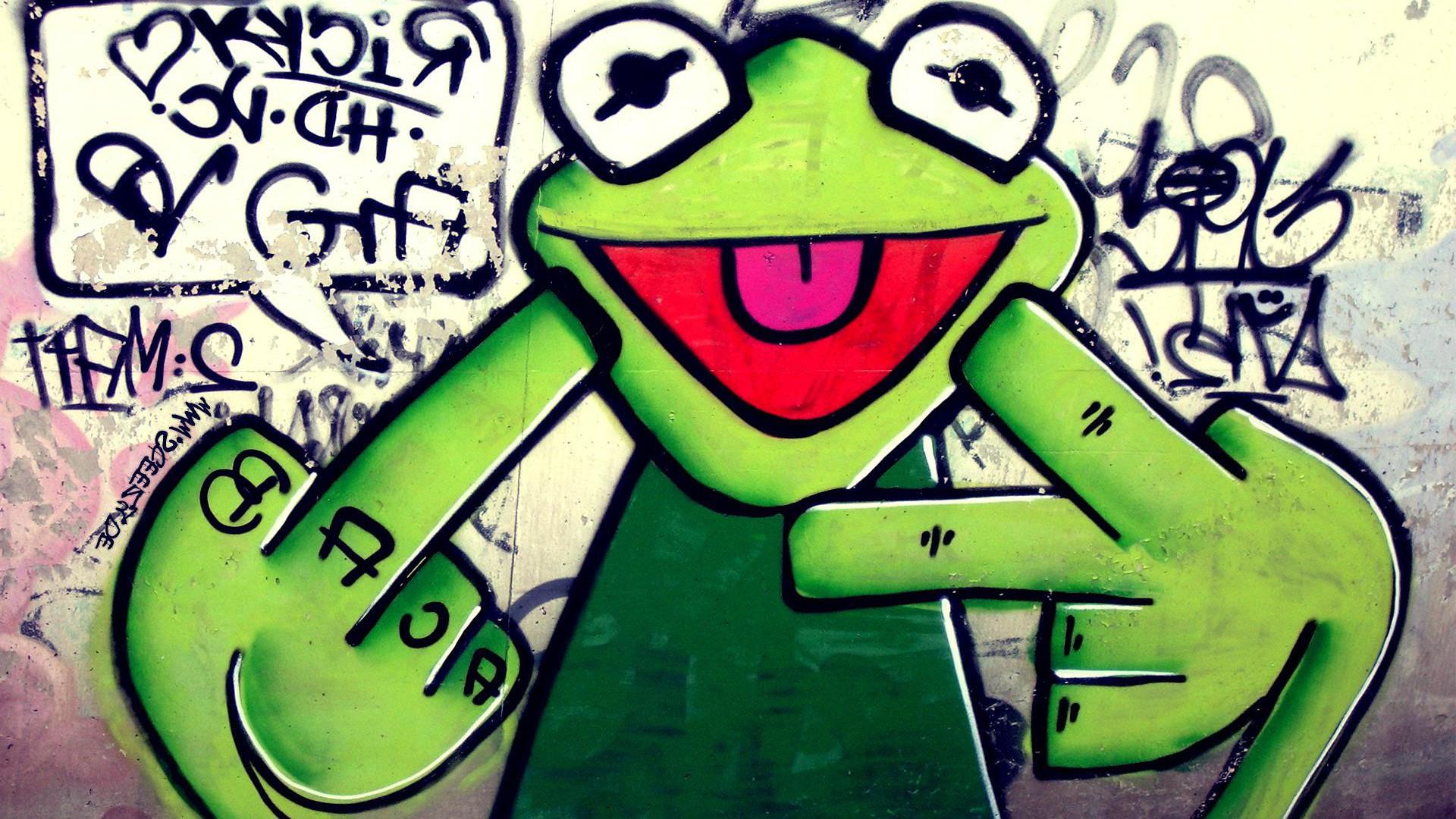 32+ Awesome Graffiti Wallpapers on WallpaperSafari