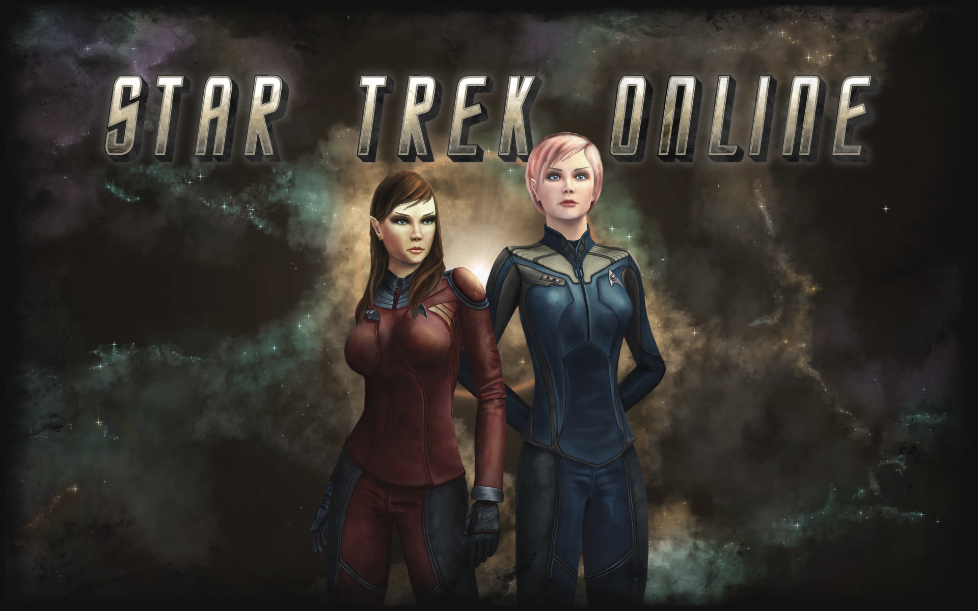 Star Trek Online Wallpaper by xGreatCthulhux 1920x1200