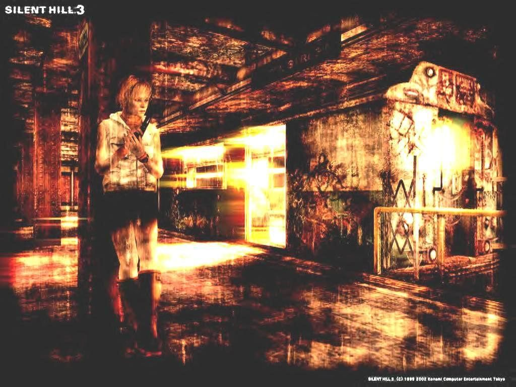 Wallpapers for Silent Hill 3 select size 1024x768 800x600 1024x768