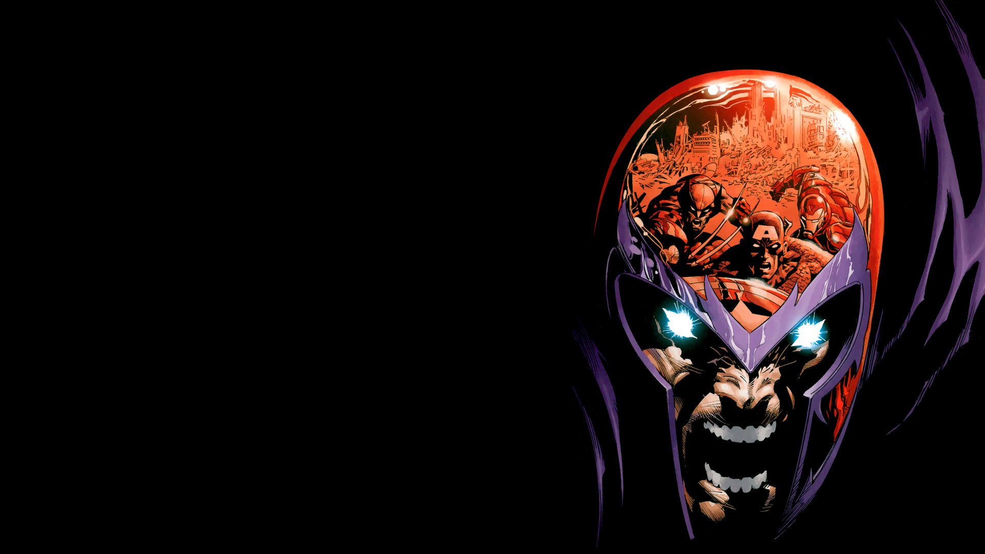 Magneto Defending Wallpapers Magneto Defending Myspace Backgrounds 1920x1080