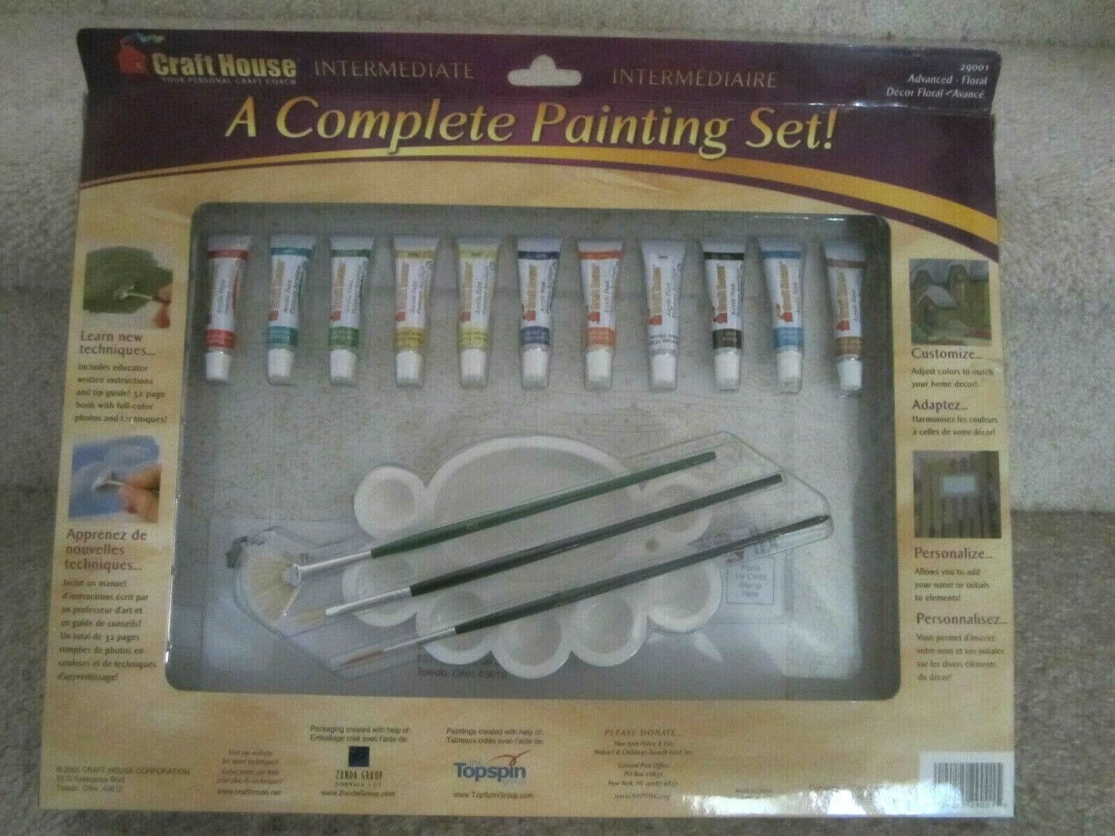 Crafts   Paint by Numbers Kits Find Craft House products online 1600x1200