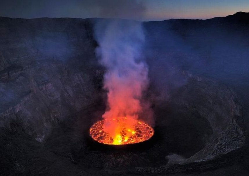 Volcano Eruptions wallpaper   ForWallpapercom 858x606