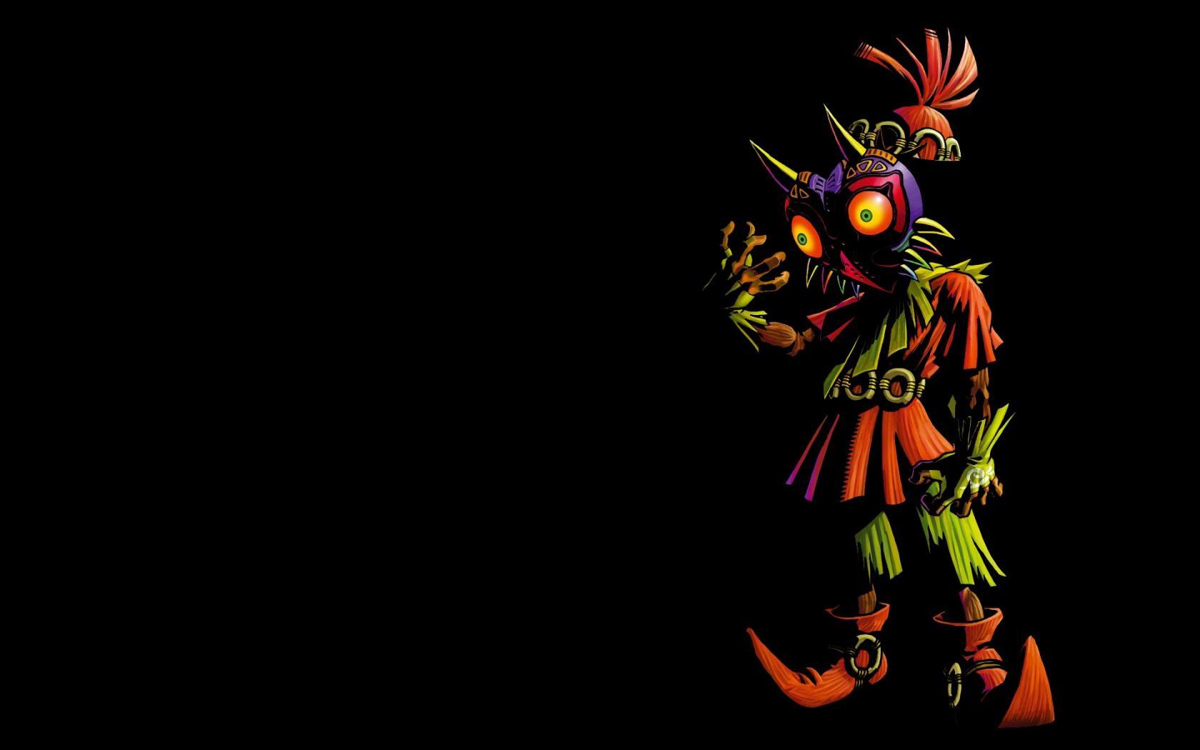 Zelda Majora's Mask Wallpaper - WallpaperSafari