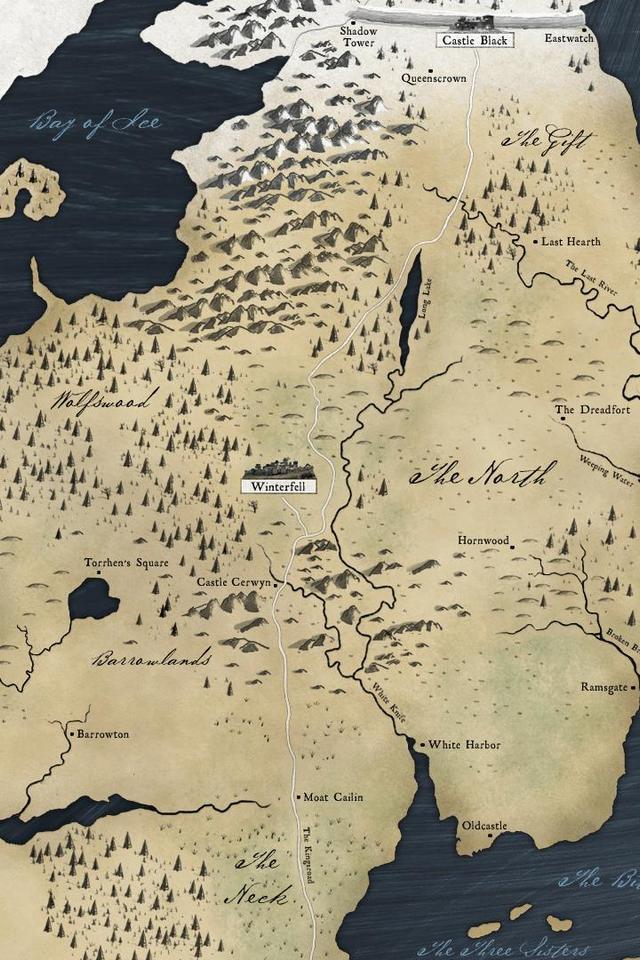 Westeros wallpaper wallpapersafari - Westeros map high resolution ...