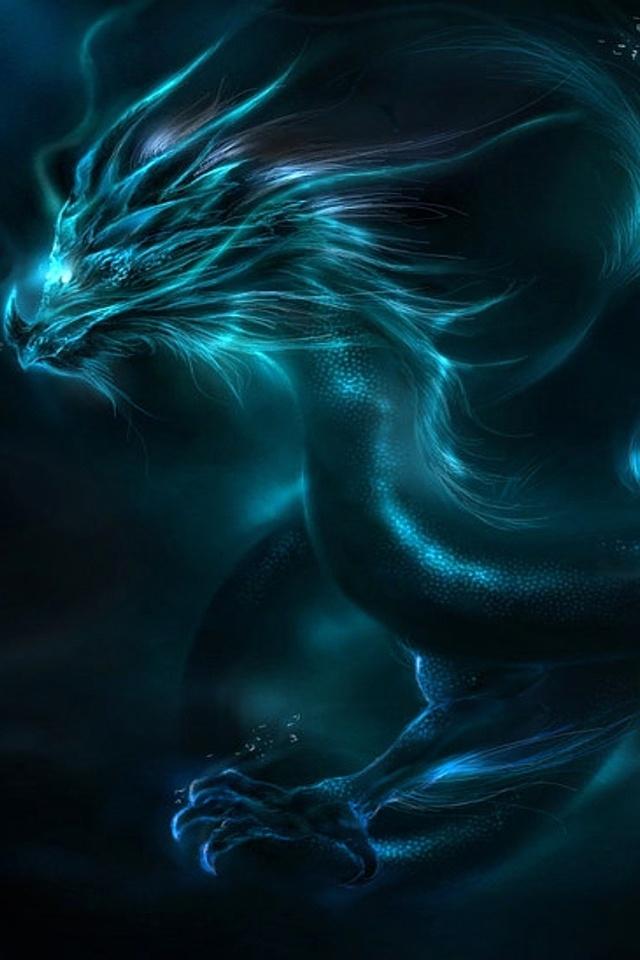 Dragon iPhone Wallpaper iphone 4 background wallpaper 640x960