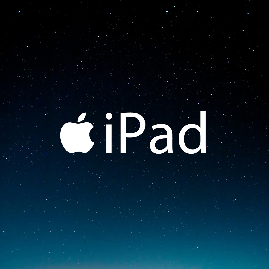 iPad Wallpapers Apple logo text   Apple iPad iPad 2 iPad mini 1024x1024