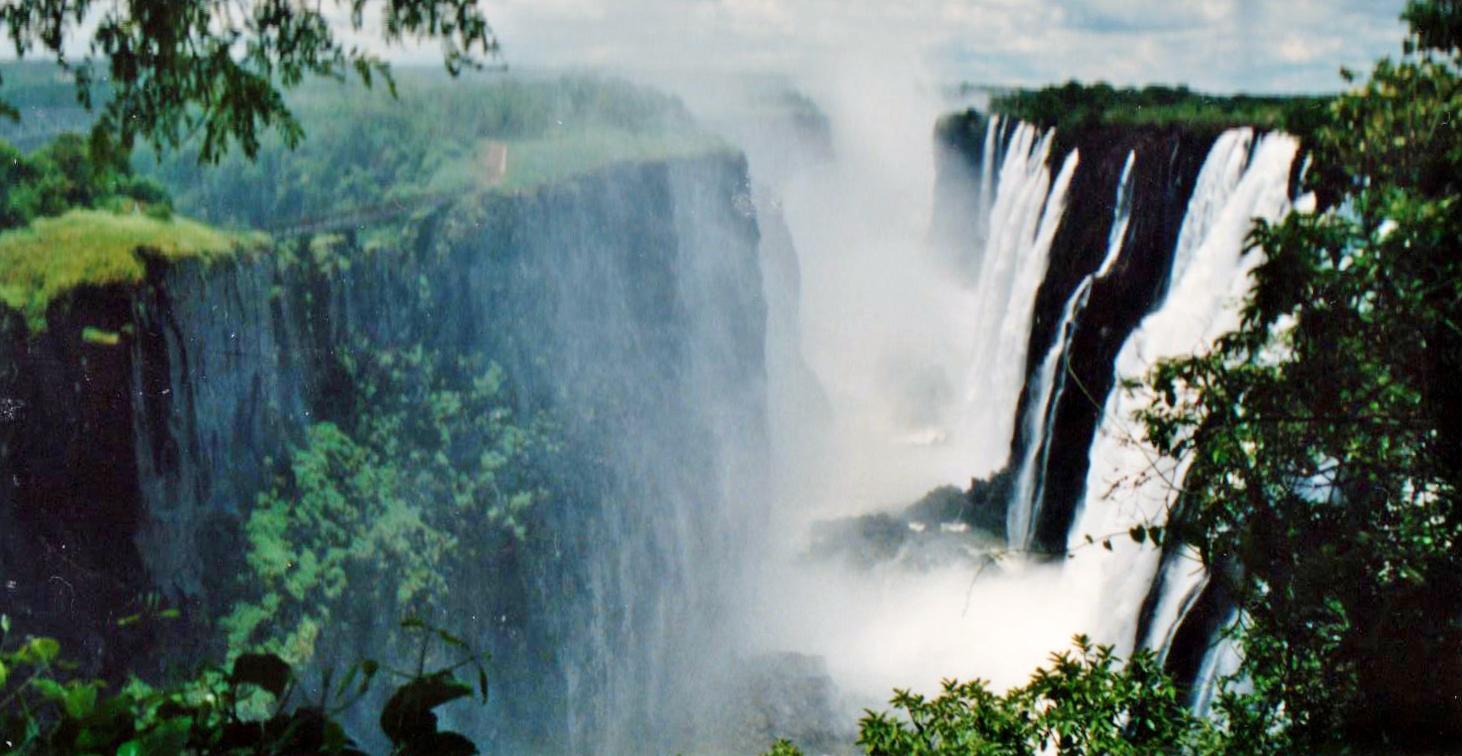 Waterfall Victoria Falls HD Walls Find Wallpapers 1462x756