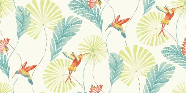 Hummingbird Wallpaper By Wallpaperdirect 640x320
