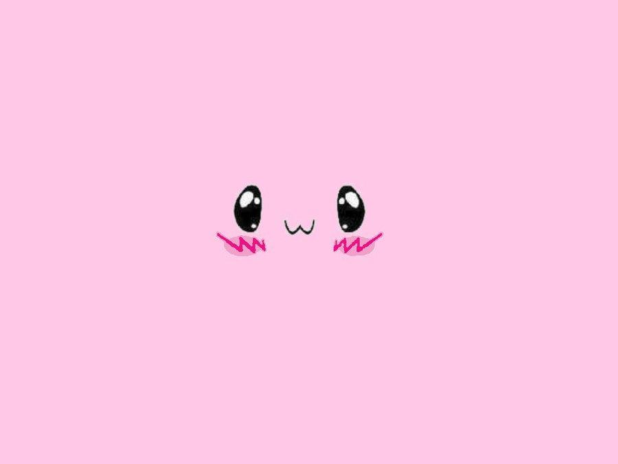 Chibi Face Wallpaper by 12Ang122 900x675