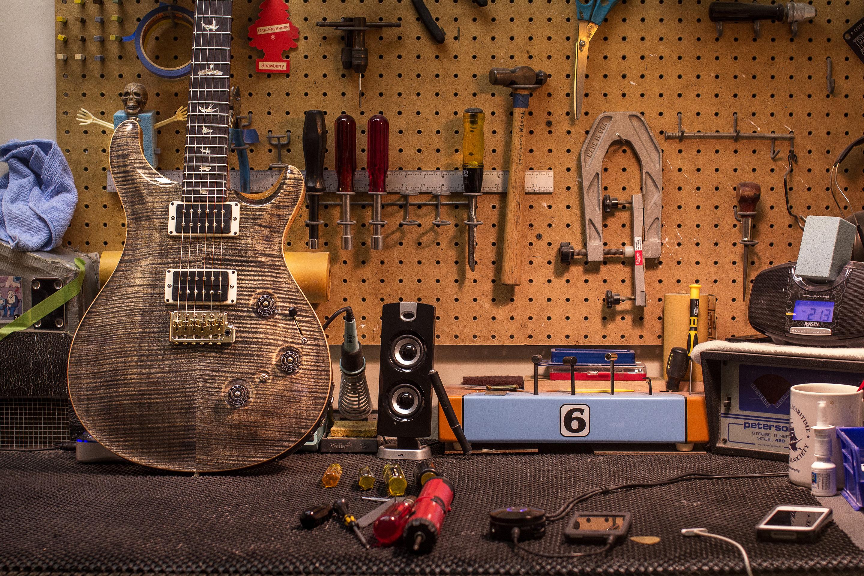 Prs Guitar Wallpaper Wallpapersafari