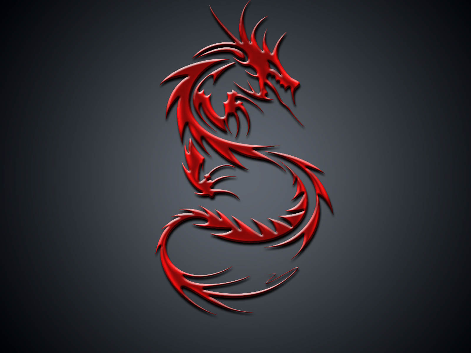 wallpaper Dragon Wallpapers 1600x1200