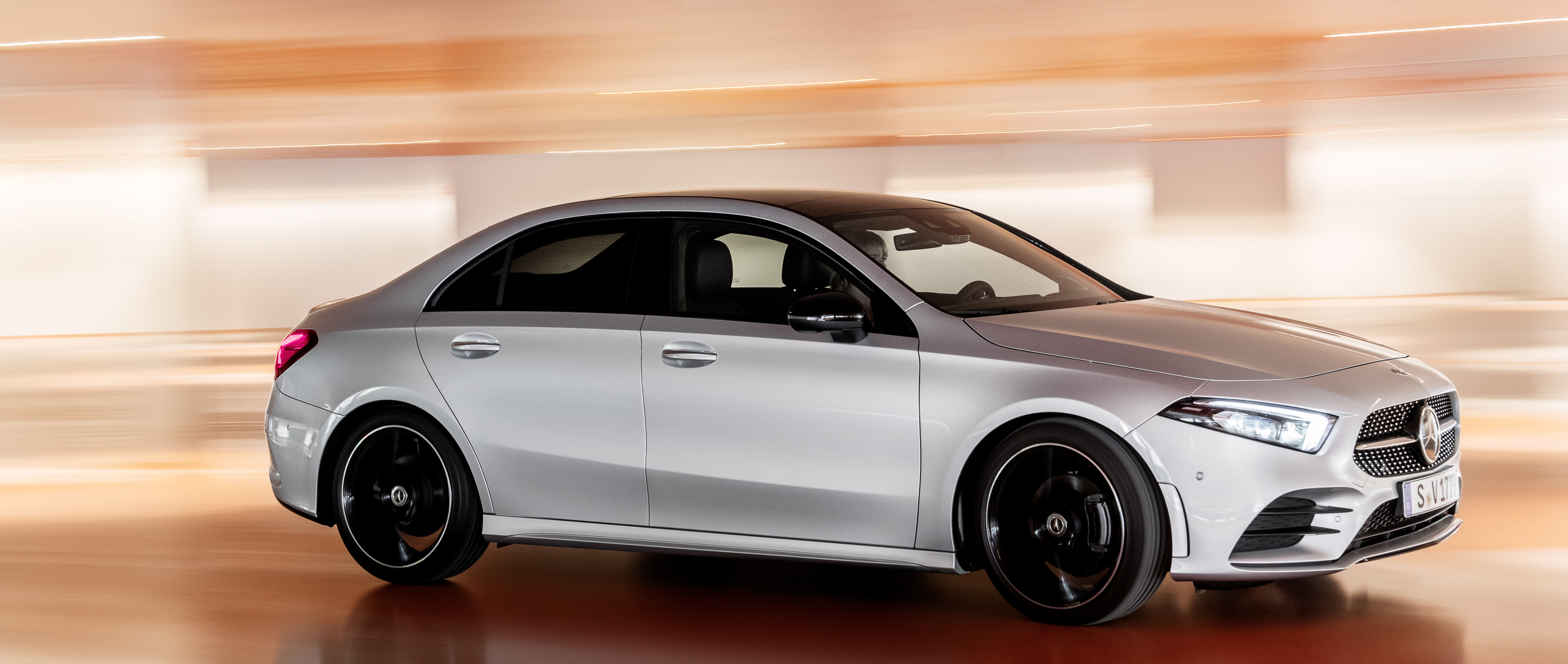 28 Mercedes A Class Saloon Wallpapers On Wallpapersafari