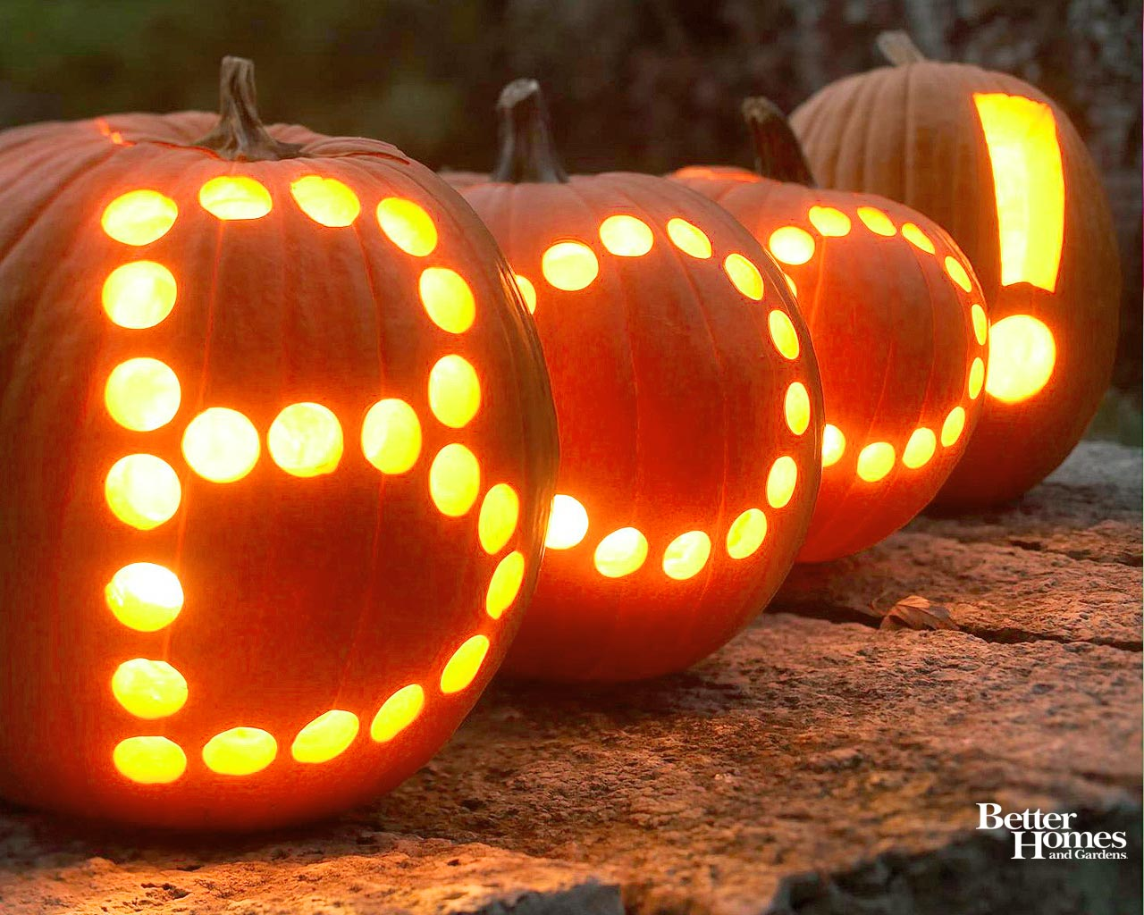 Halloween Pumpkin Desktop Wallpaper | Amazing Wallpapers