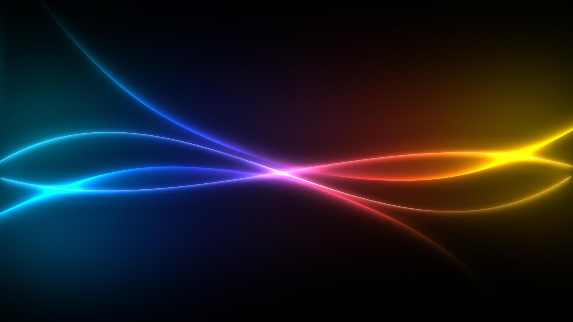 neon cross wallpaper