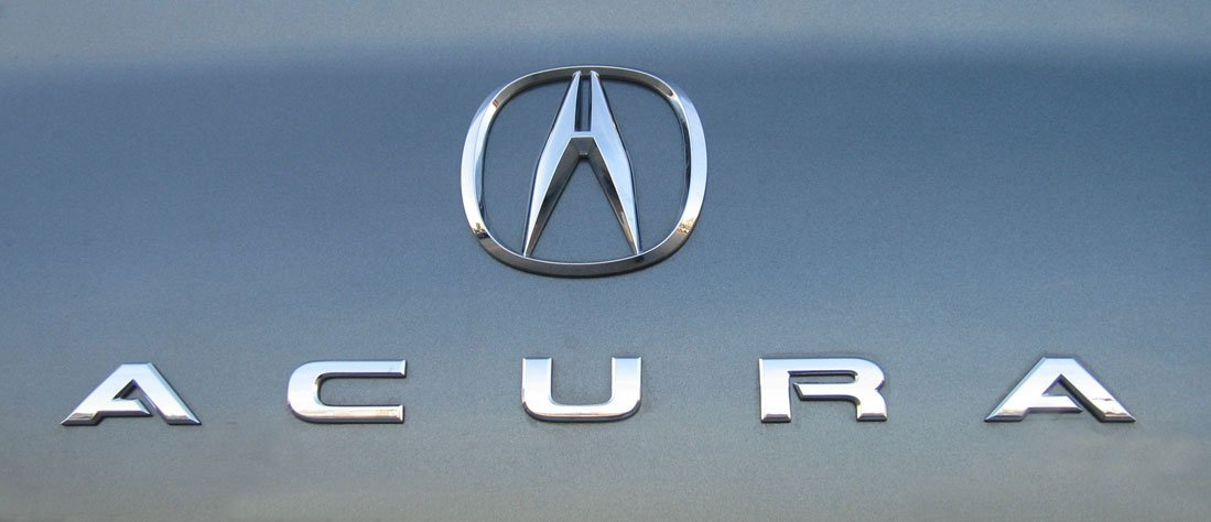 Logo Car Wallpaper All Acura Logo 1099x474