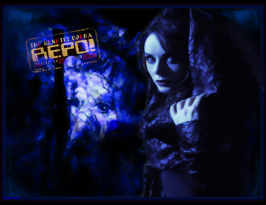 Repo The Genetic Opera Blind Mag Poster Images Pictures   Becuo 900x695