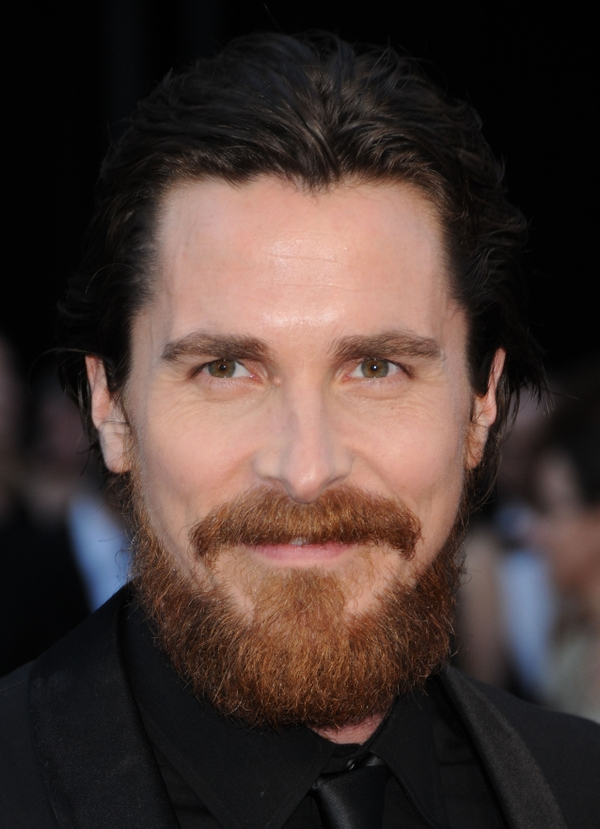 beard men christian bale beard actors Actors Wallpapers 600x829