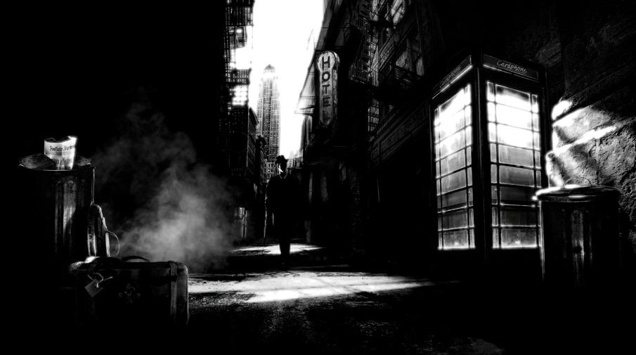 Dark Noir Wallpaper: [78+] Film Noir Wallpaper On WallpaperSafari