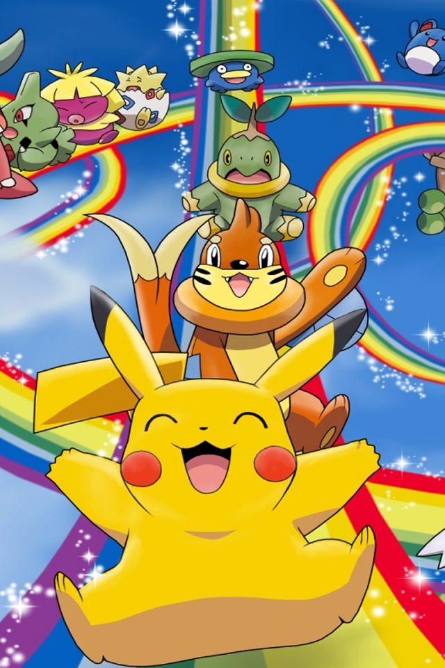 Pokemon Iphone Wallpaper 640x960 iPhone Wallpaper Gallery 640x960