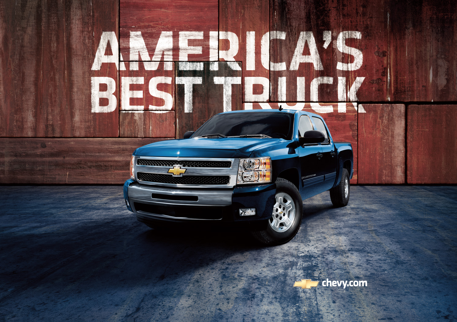 Chevrolet Silverado Wallpapers 1490x1050