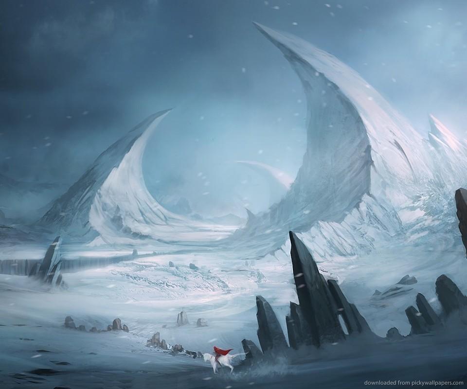 Fantasy Landscape Wallpaper: Epic Scenery Wallpapers