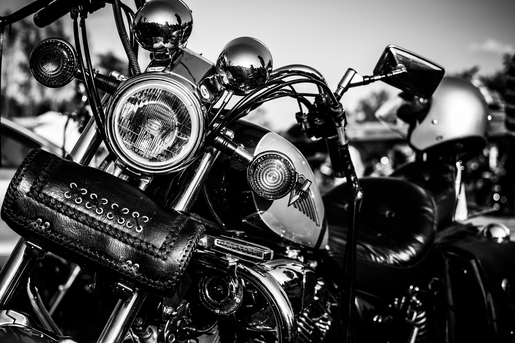 Harley Davidson Wallpaper HD 2048x1365