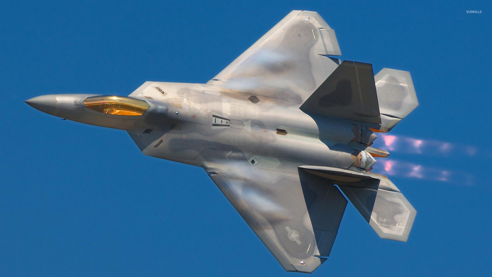 Lockheed Martin F 22 Raptor wallpaper 1920x1080 1920x1080