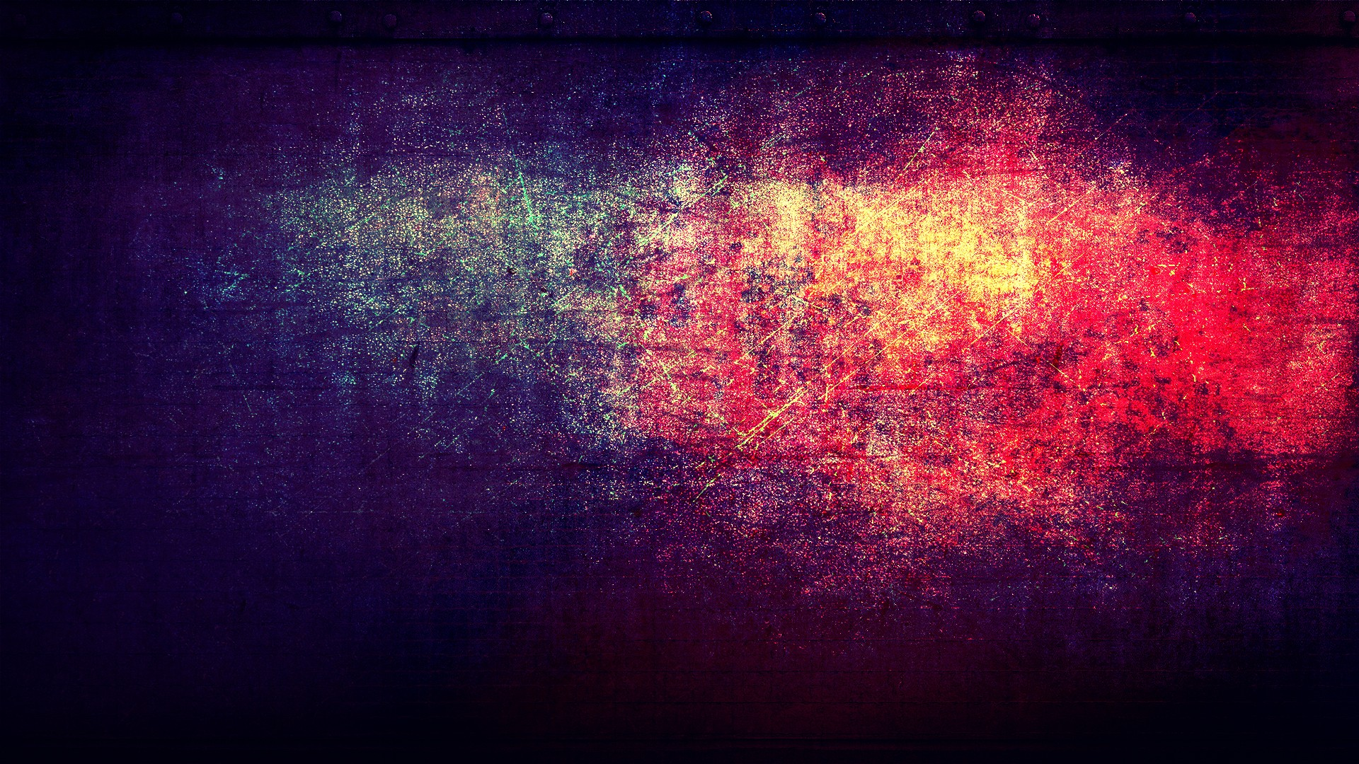 1920x1080 Grunge Red and Blue desktop PC and Mac wallpaper 1920x1080