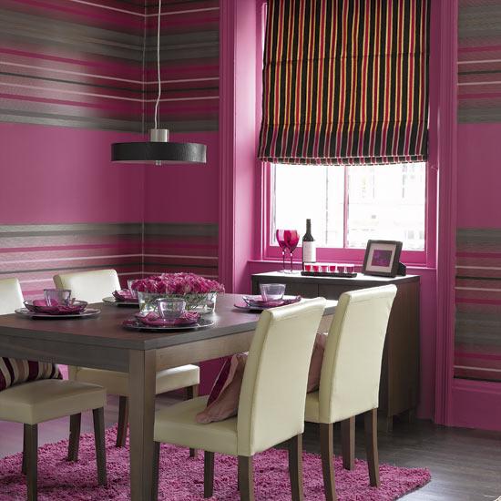 Walls Wallpaper InspirationDining Room 550x550