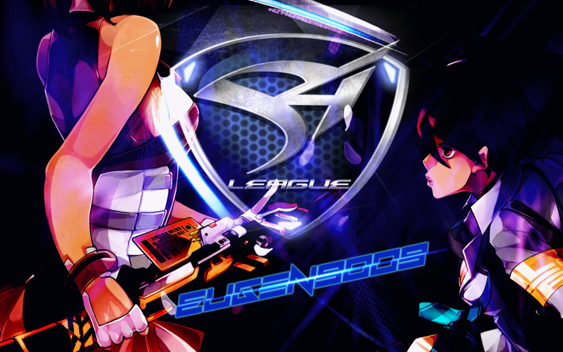Free download S4 League Blade Wallpaper [with Signatur] by