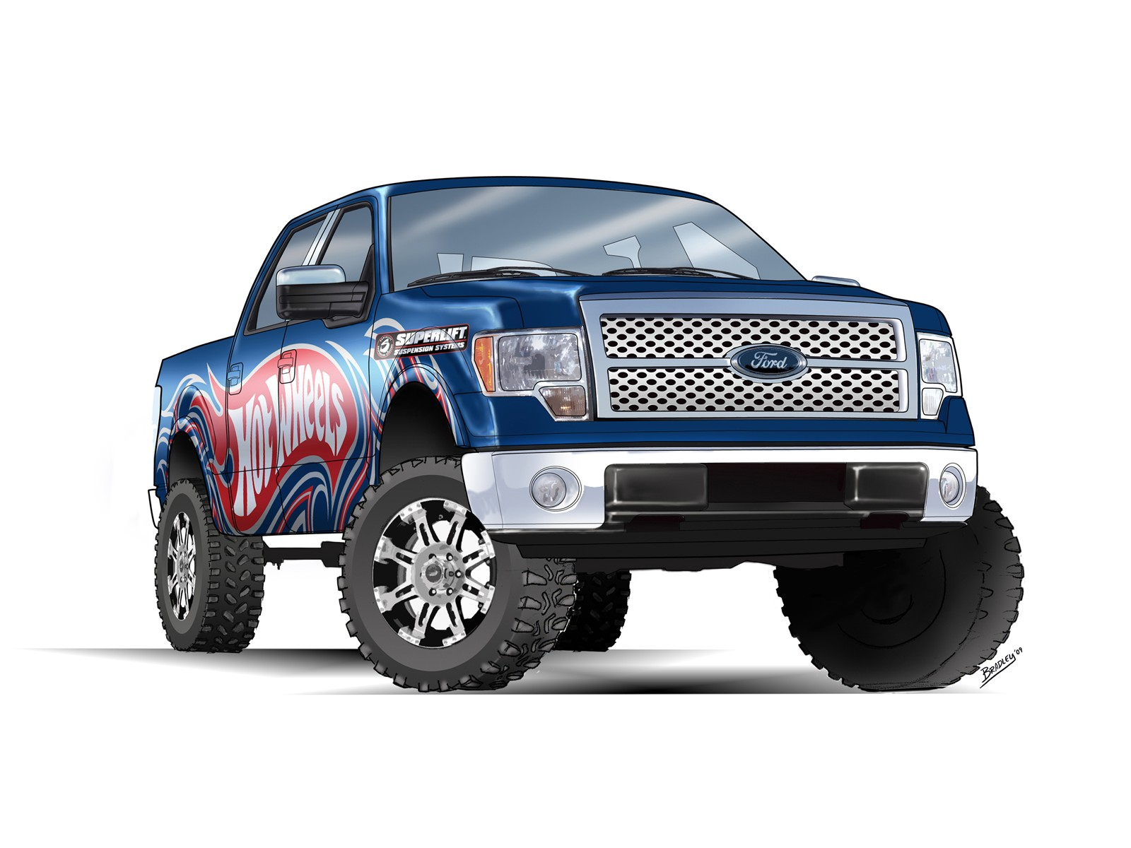 Ford F150 HD Pictures