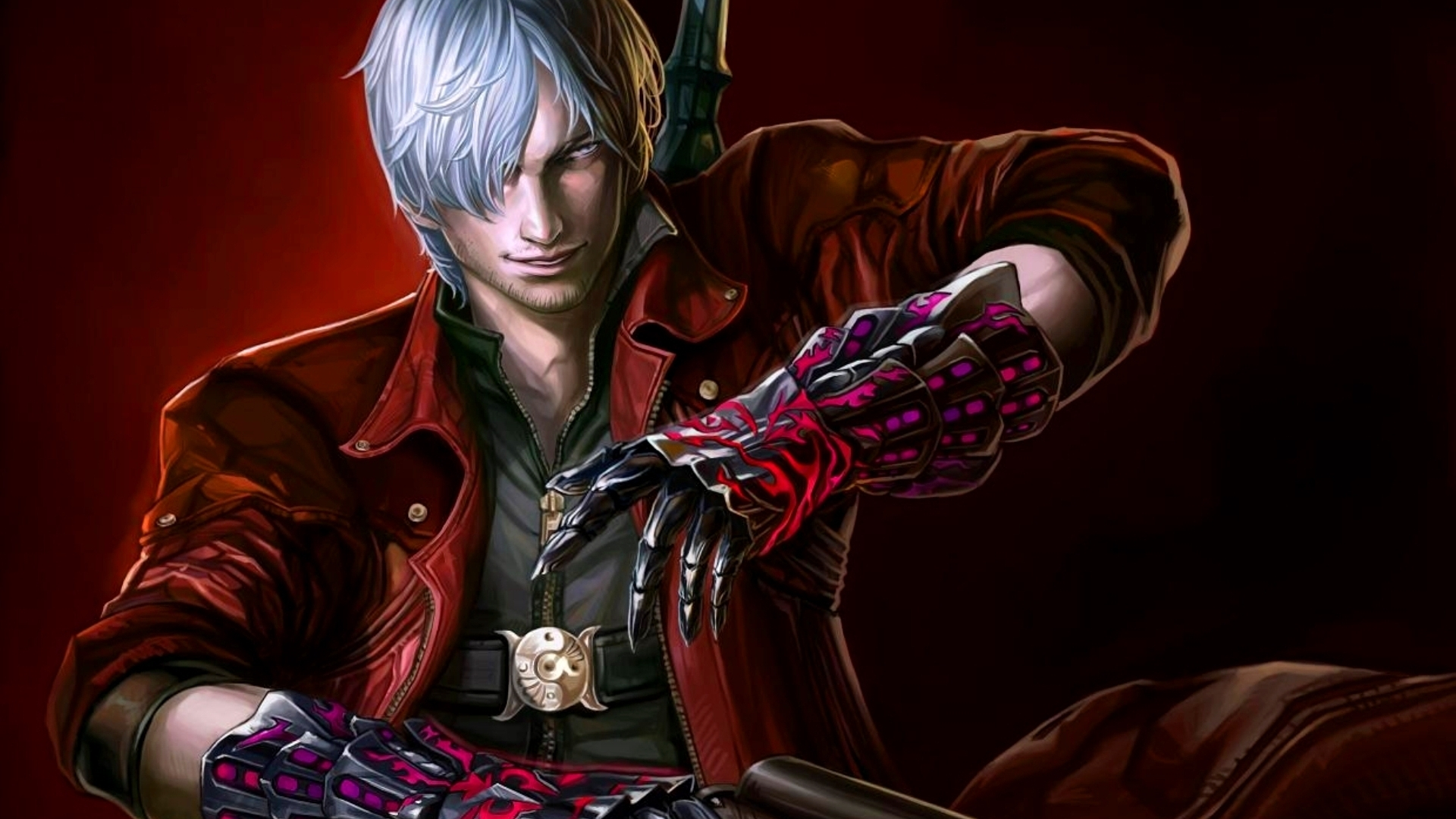 of Devil May Cry 4 You are downloading Devil May Cry 4 wallpaper 5 1920x1080