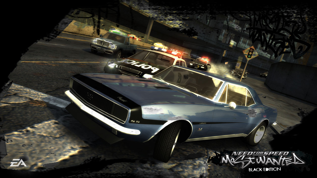 Free Download Speed Most Wanted Black Edition Need For Speed Most Wanted Cars Need 1280x720 For Your Desktop Mobile Tablet Explore 72 Need For Speed Most