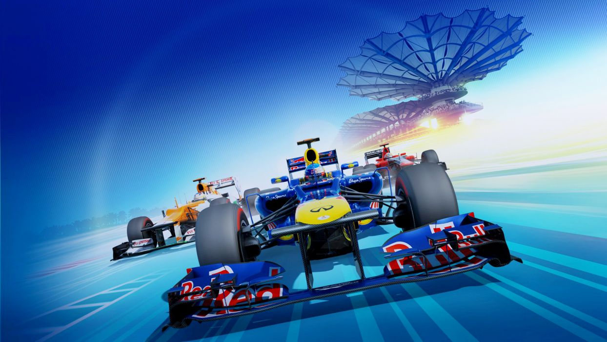 F1 2012 Formula one racing race car sports wallpaper 1920x1080 1244x700