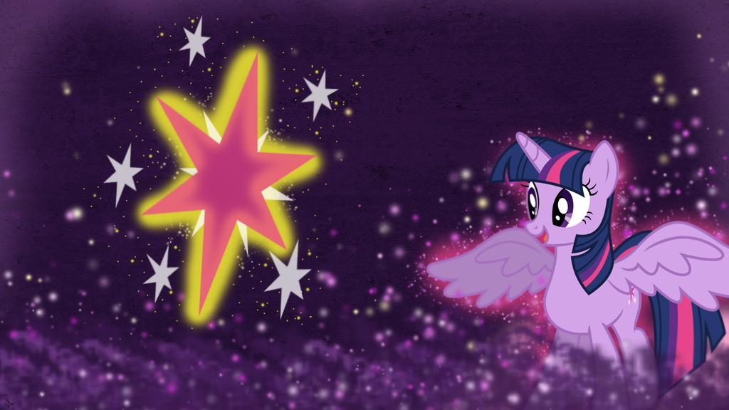 Mlp Twilight Sparkle Alicorn Wallpaper Twilight alicorn wallpaper by 1024x576