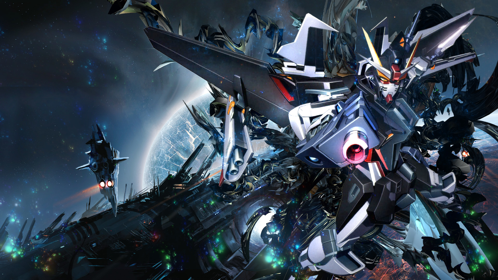 67 Gundam Hd Wallpapers on WallpaperPlay 1920x1080