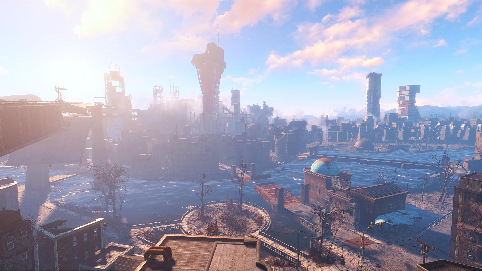 Fallout 4   Boston Overlook Wallpaper [1080p]   Imgur 1920x1080
