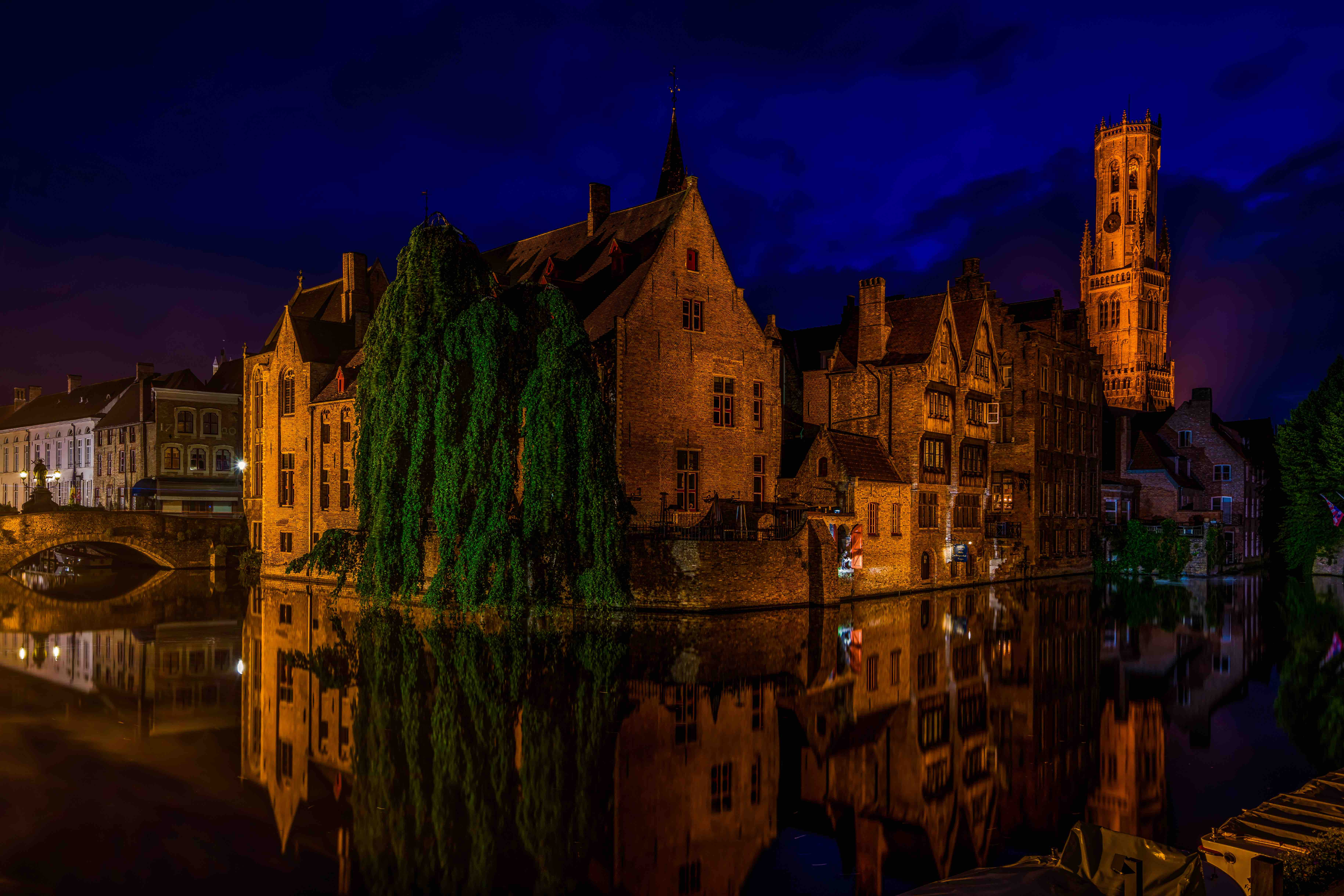 15 Bruges HD Wallpapers Background Images 3000x2000
