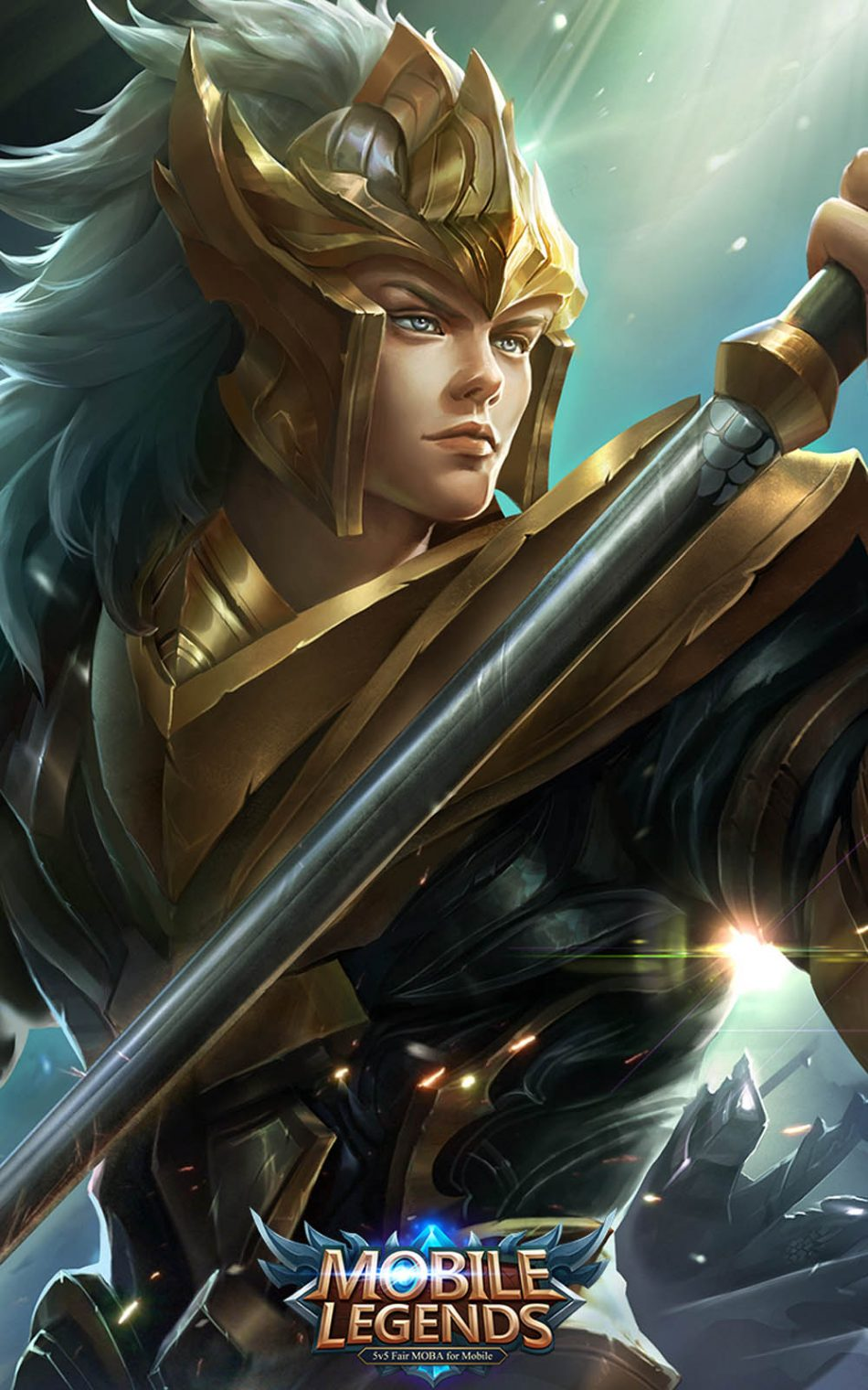 Free Download Download Yun Zhao Mobile Legends Hero Pure 4k