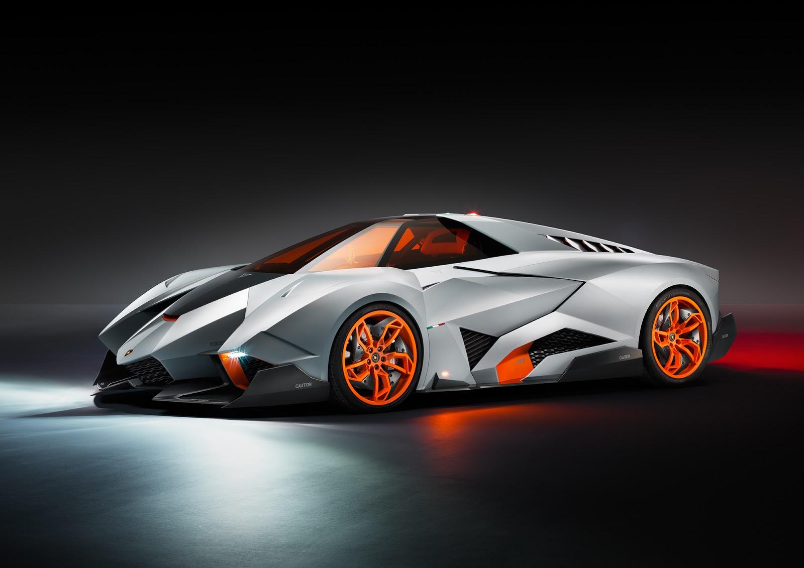 SPORTS CARS Lamborghini Egoista HD Wallpapers 1080p 1600x1131