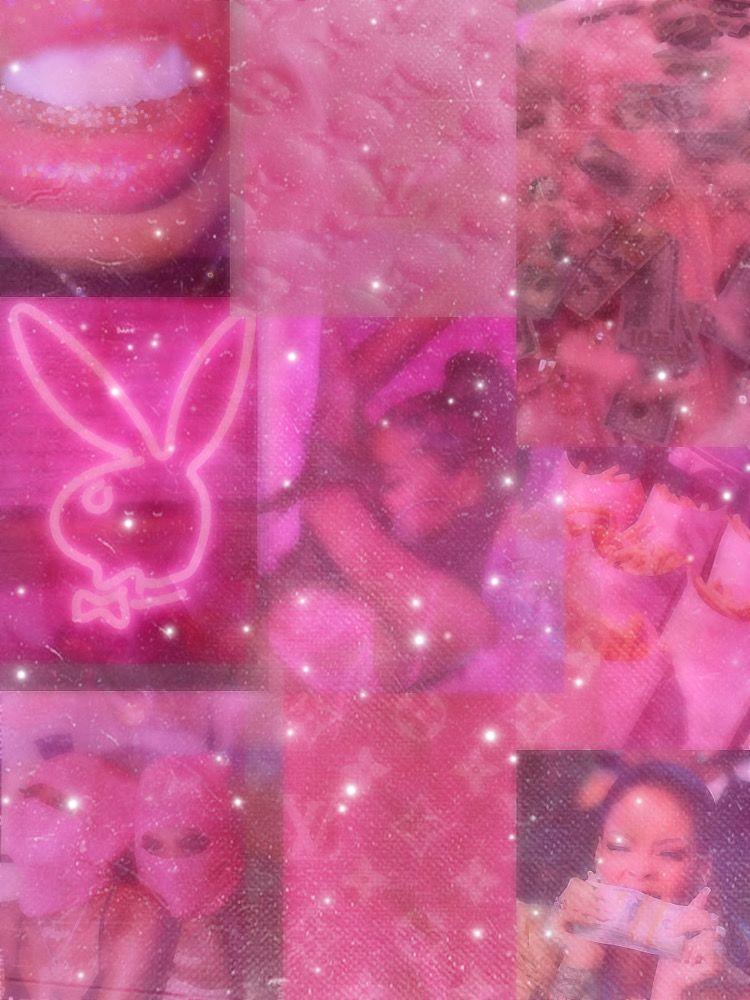 pink baddie wallpaper Wallpaper Gummy candy Pink 750x1000
