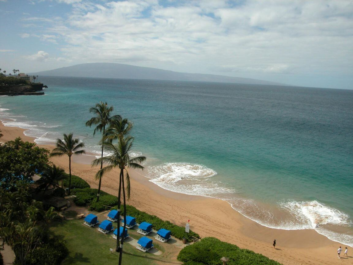 8589130475253 kaanapali beach lahaina hawaii wallpaper hd   Hawaii 1152x864