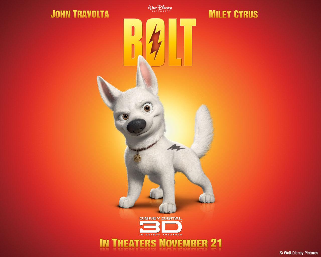 Bolt Solo Wallpaper   Disneys Bolt Wallpaper 3129530 1280x1024