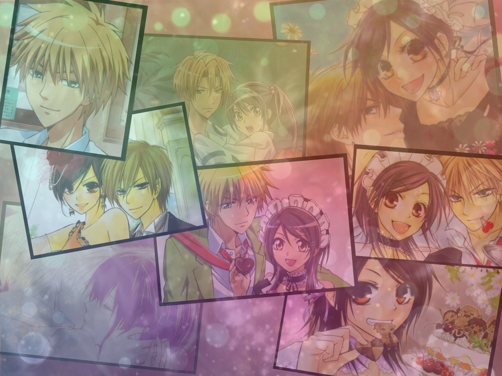 maid sama   best friends forever love Wallpaper 26044316 1024x768